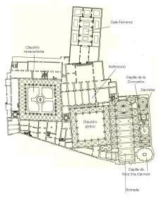Parroquia Santísima Cruz y antiguo Convento del Carmen